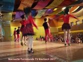 Närrische Turnstunde 2017 - Gardetanz der Jugendtanzgruppe Just Dance