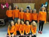 Närrische Turnstunde 2017 - Kindertanzgruppe Sweeties